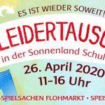 Kleidertausch 26. April 2020